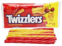 Hersheys Twizzlers Sweet & Sour 311gr