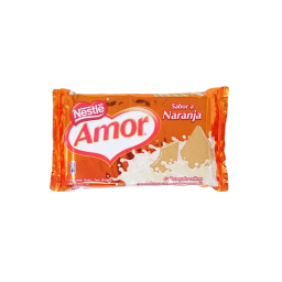 Nestle Amor Naranja/Orange 3.53oz (100g) DATUM