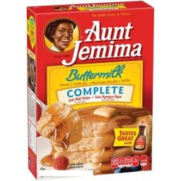 Aunt Jemima Pancake Mix Buttermilk Complete 16oz (453g)