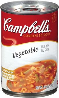 Campbell's Vegetable Soup 10.5oz (298g)
