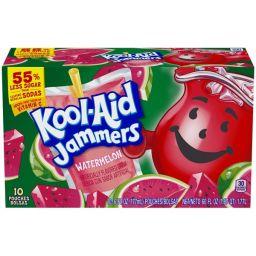 Kool-Aid Jammers Watermelon 10stuks