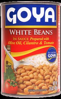 Goya White Beans 15oz (425g)
