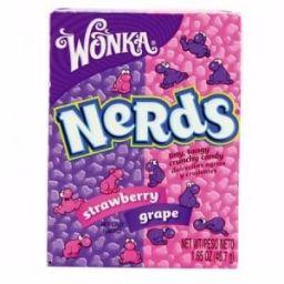 Wonka Nerds Strawberry & Grape 1.65oz (46.7g)