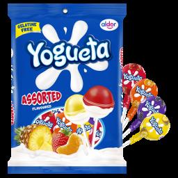 Yogueta Surtido 408gr