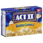 ACT II Popcorn Butter Lovers 3 stuks