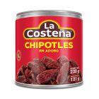 LA COSTEÑA CHIPOTLES 7.8oz (220g)
