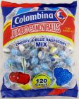 Colombina jumbo Balls Cherry & Blue Raspberry 20stuks