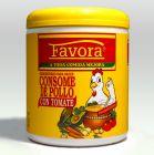 Favora consome de pollo - Tomato 12.35oz (350g)