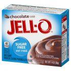 Jello Pudding Sugar Free Chocolate 1.4oz (39g)