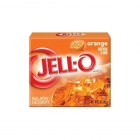 Jello Gelatin Orange Powder 3oz (85g)
