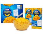 Kraft Macaroni & Cheese 18 boxes (3.69kg)