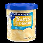 Pillsbury Frosting Creamy Supreme Buttercream 16oz (453g)