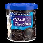 Pillsbury Frosting Creamy Supreme Dark Chocolate 16oz (453g)