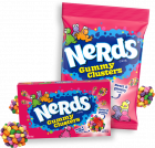 Nerds Gummy Clusters 3oz (85g)