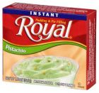 Royal Pistachio Pudding Powder - doos 12 stuks