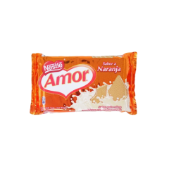 Nestle Amor Naranja/Orange 100gr
